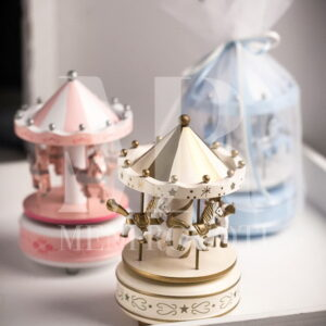 CHRISTENING FAVORS-MPOMPONIERES